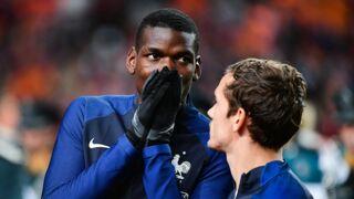 Euro 2016, au cœur des Bleus (TMC) : quand Paul Pogba improvisait un rap sous les yeux d'Antoine Griezmann (VIDÉO)