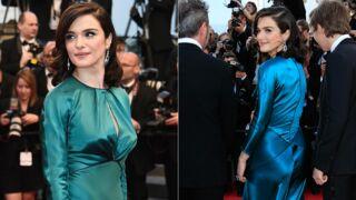 Verte ou bleue ? Mais de quelle couleur est la robe de Rachel Weisz ? (PHOTOS)