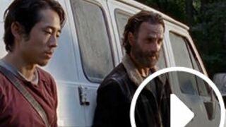 The Walking Dead saison 5 : Les premières minutes de l'épisode 9 (VIDEO)