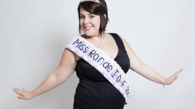 Ana Ka, Miss Ronde Ile-de-France 2013, dans Plus belle la vie (France 3)