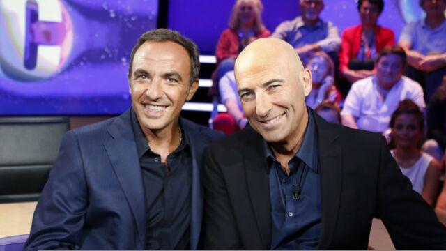 """Nikos Aliagas : """"Dans C'est Canteloup, je suis comme un gamin"""""""