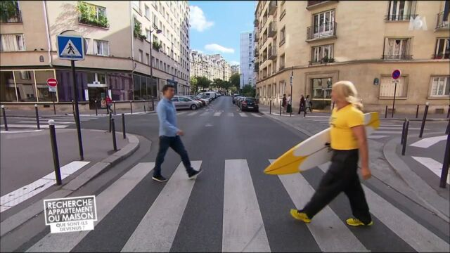 Le clin d'œil de Brice de Nice à Stéphane Plaza dans Recherche appartement ou maison ! (VIDEO)