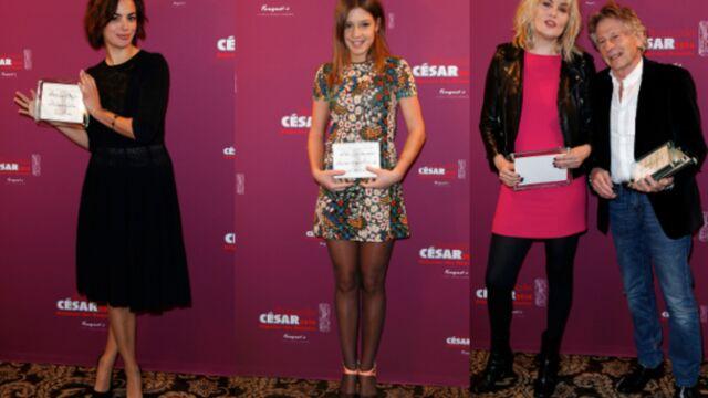 Les stars au Fouquet's pour le déjeuner des nommés aux Césars 2014 (PHOTOS)