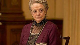 Maggie Smith pourrait quitter Downton Abbey après la saison 6