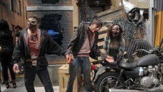 The Walking Dead : Greg Nicotero et Scott Wilson (Hershel) inaugurent l'attraction aux studios Universal (PHOTOS)