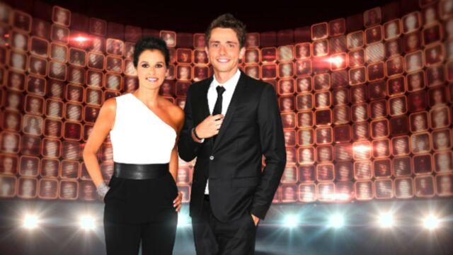 Faustine Bollaert et Guillaume Pley présenteront Rising Star sur M6