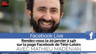Facebook Live : posez vos questions en direct à Mathieu Madénian