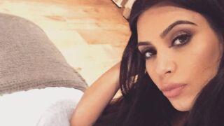 Kim Kardashian dévoile la première photo de son fils Saint