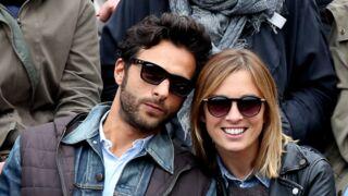 Roland Garros : Maxim Nucci (alias Yodelice) et Isabelle Ithurburu (Canal+) amoureux dans les gradins