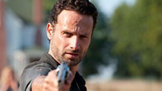 "Andrew Lincoln (The Walking Dead) : ""Il faudra encore du temps avant que Rick songe à l'amour"""