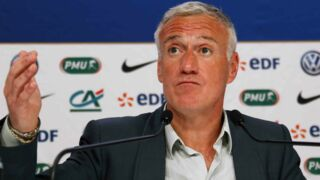Didier Deschamps porte plainte contre Eric Cantona