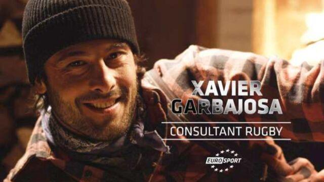 Xavier Garbajosa héros d'un film promo pour Eurosport (VIDEO)