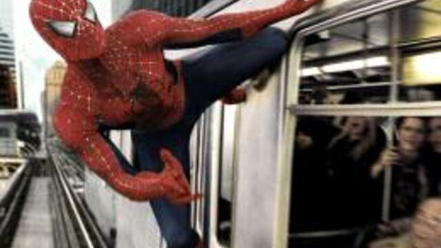 Spider-Man 2 a assuré la place de numéro un à TF1