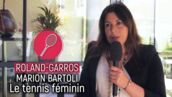 Exclu. Roland-Garros 2017 : Marion Bartoli décrypte le tennis féminin (VIDEO)