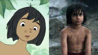 Le Livre de la jungle (Disney+) : du dessin animé au film, à quoi ressemblent les personnages du classique Disney ? (PHOTOS)