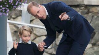 Le prince William n'en a que pour Baby George et les tweetos n'aiment pas ça !
