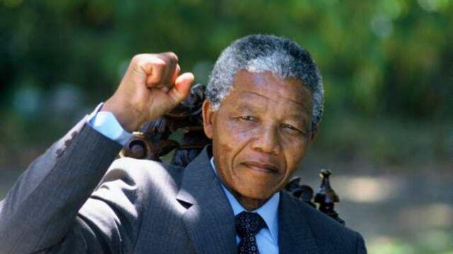 Nelson Mandela : une vie en images (PHOTOS)
