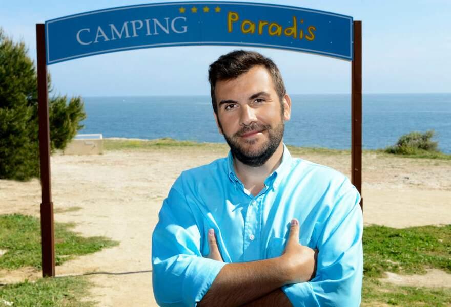 Les images du nouvel épisode de Camping Paradis