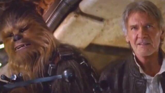Star Wars se dévoile dans un nouveau teaser (VIDEO)