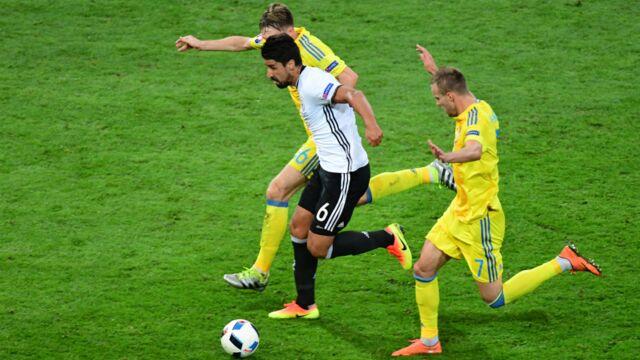 Audiences : Carton pour Allemagne/Ukraine sur TF1