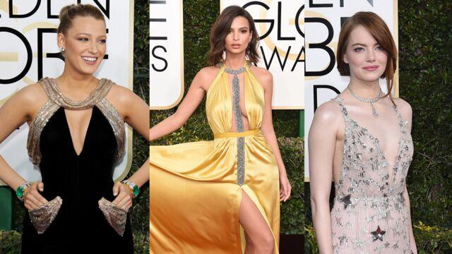 Golden Globes 2017 : découvrez les plus belles tenues des stars ! (PHOTOS)