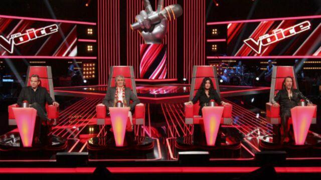The Voice a fait un gros carton sur TF1