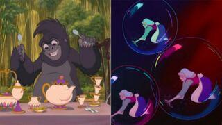 Le livre de la jungle, Cendrillon, Tarzan... Dix références cachées dans les Disney de notre enfance (PHOTOS)