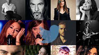 The Voice 4 : Et le candidat le plus suivi sur Twitter est... (INFOGRAPHIE)