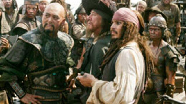 Les pirates de TF1 leaders de la soirée