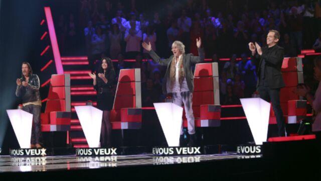 The Voice toujours aussi puissant sur TF1