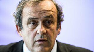 """FIFA : Suite à sa suspension, Michel Platini dénonce """"une véritable mascarade"""""""
