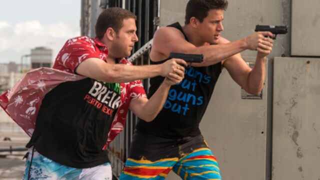 22 Jump Street : Channing Tatum et Jonah Hill en plein délire