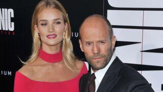 Jason Statham et Rosie Huntington-Whiteley, bientôt parents ?