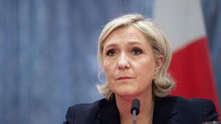 Marine Le Pen ne s'appelle pas Marine... Découvrez son véritable prénom !