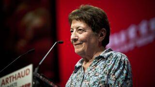 Que devient Arlette Laguiller, qui s'est présentée à six reprises à l'élection présidentielle ?