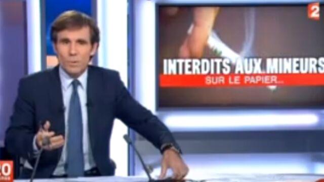 Un reportage mis en scène sur France 2 : un syndicat monte au créneau