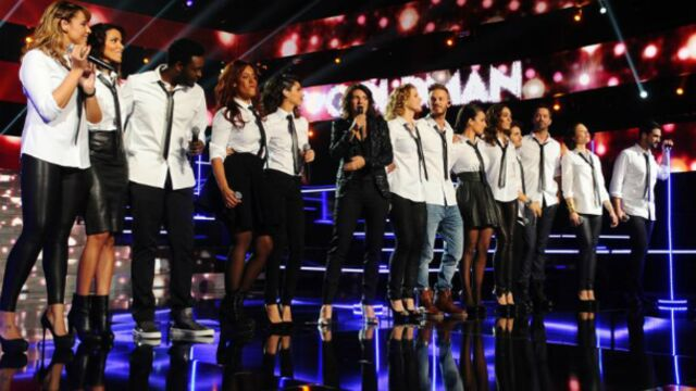 Lorie, Jenifer, M.Pokora et Shy'm vont chanter Goldman sur TF1
