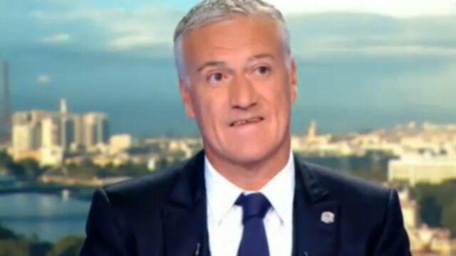 Didier Deschamps présente sa liste pour la Coupe du monde sur TF1