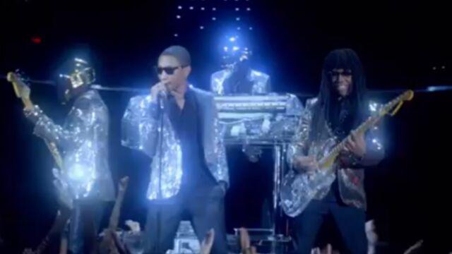 Daft Punk dévoile son dernier clip (VIDÉO)