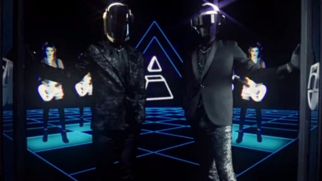 Les Daft Punk ont refusé de faire partie des Victoires