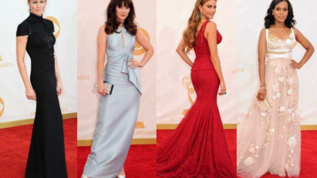 Emmy Awards 2013 : une soirée sexy et glamour (PHOTOS)