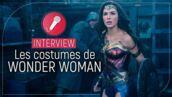 Wonder Woman : les dessous d'un costume iconique (INTERVIEW VIDEO)