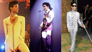 Prince : ses looks les plus fous (PHOTOS)