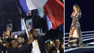 Jeux olympiques : revivez la cérémonie d'ouverture en images (81 PHOTOS)