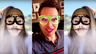 Ariana Grande et Jimmy Fallon délirent avec les filtres Snapchat pour Into You (VIDEO)