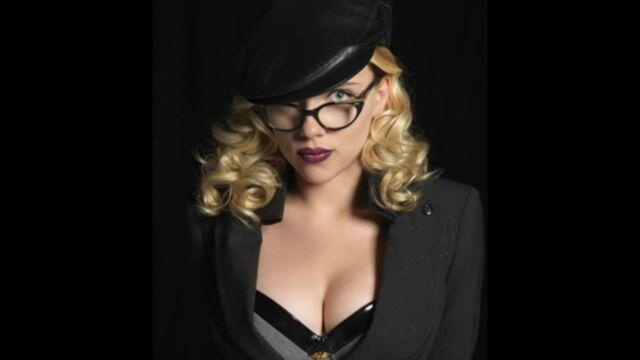 """Scarlett Johansson : """"Je ne suis pas à l'aise avec la nudité"""""""