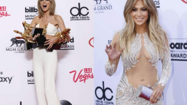 Billboard Music Awards : Jennifer Lopez sexy, le sacre de Taylor Swift (PHOTOS)