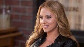 Scarlett Johansson a accouché : son bébé s'appelle...