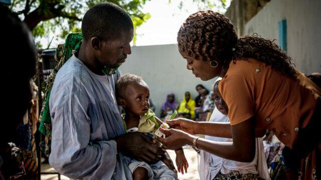 L'UNICEF lance un appel aux dons pour les enfants de quatre pays africains