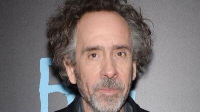 Tim Burton blessé sur le tournage de son dernier film